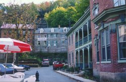 JimThorpe, PA- formerly Mauch Chunk
